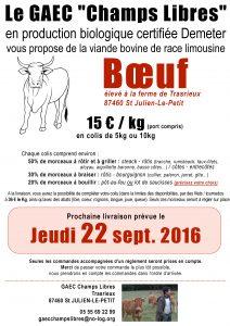 AMAP - livraison boeuf 2016-09-22