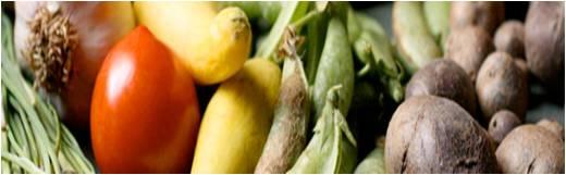 bande de légumes