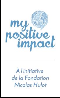 my positiv impact