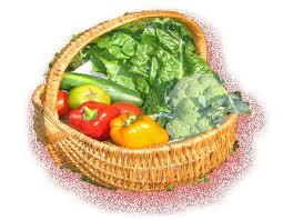 panier de légumes 1