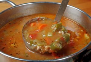 soupe festive